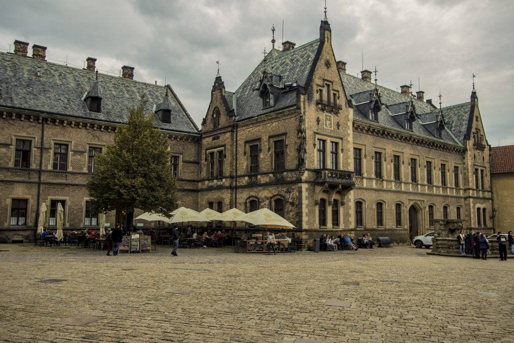 Prague-Castle