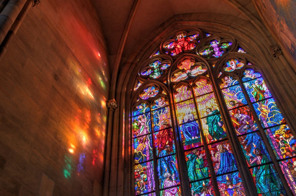 Prague-St-Vitus-Stained-Glass