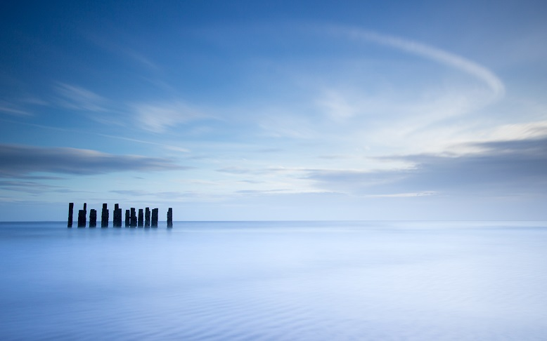 Steetley Pier Hartlepool - Long Exposure Photography