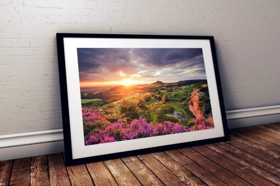 Cockshaw Hill North Yorkshire Fine Art Landscape Photograph