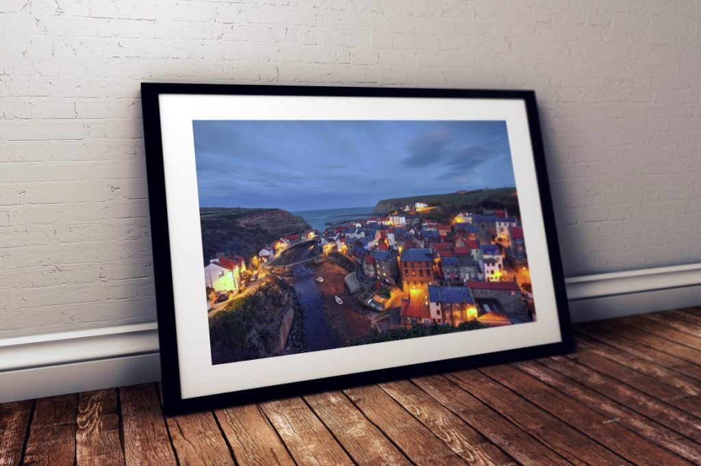 Staithes-Dusk-North-Yorkshire