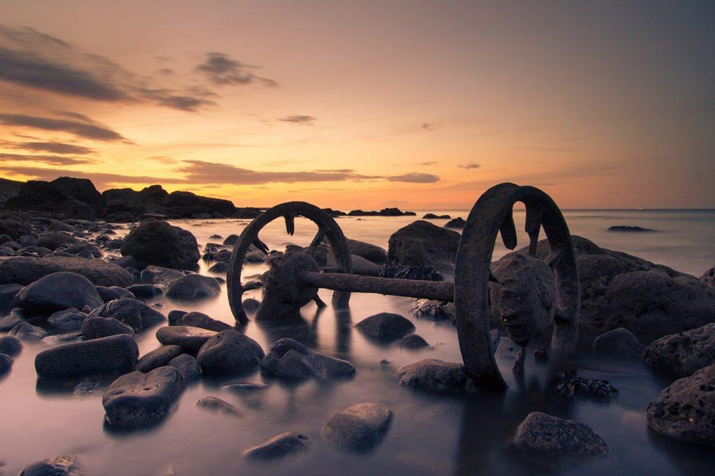 Seham Wheels, Chemical Beach, Seaham