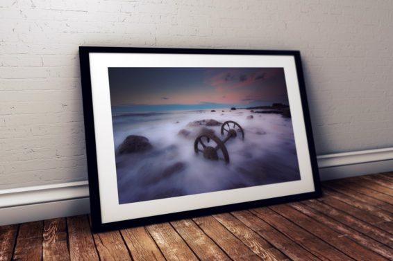 Solstice-Moonrise-Seaham-Wheels