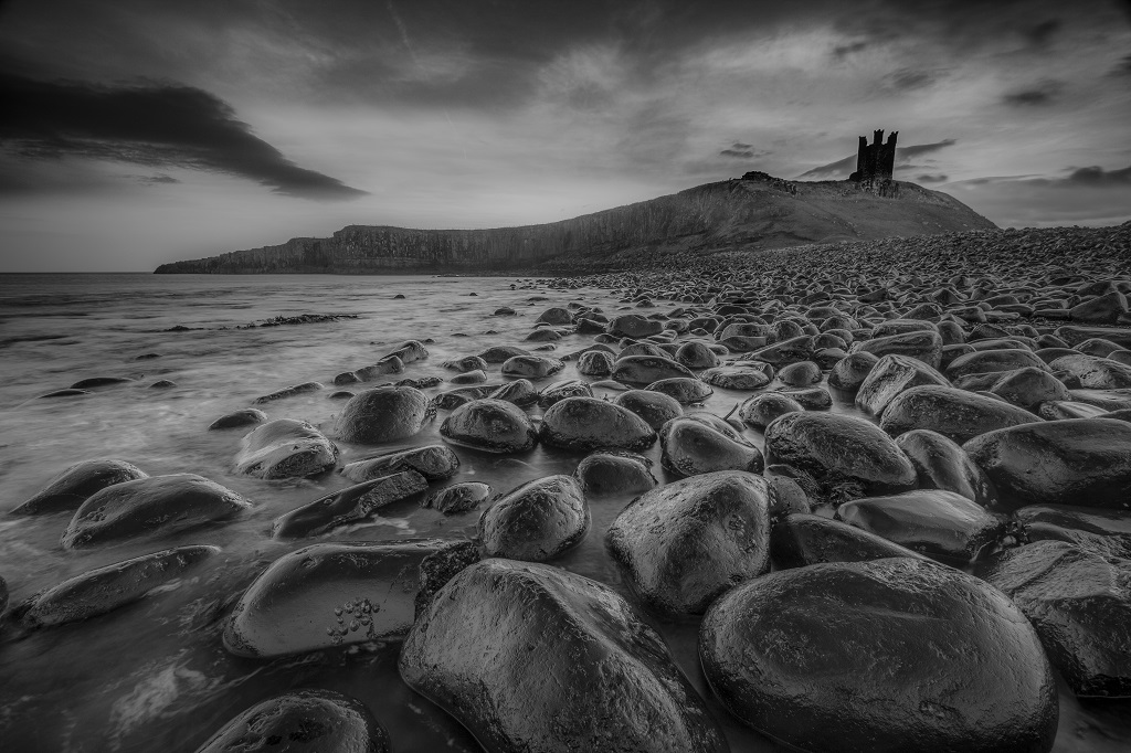 The Death Rocks - Dunstanburgh Castle