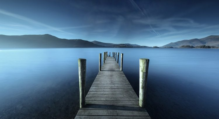 Ashness Jetty, Derwentwater