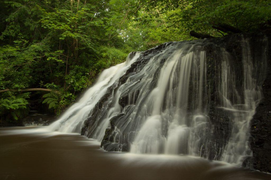 Old Meggison Falls, Kildale Falls