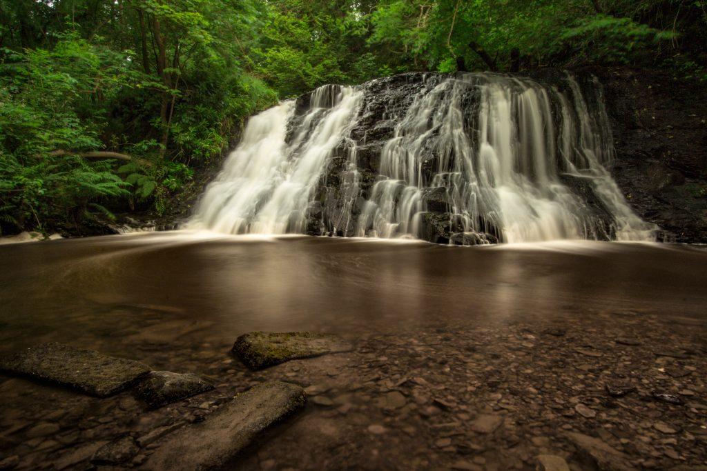 Old Meggison Falls Kildale