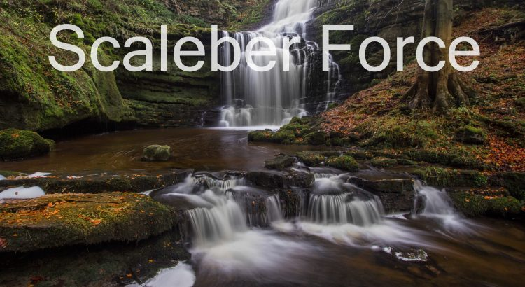 Scaleber Force Waterfall Settle