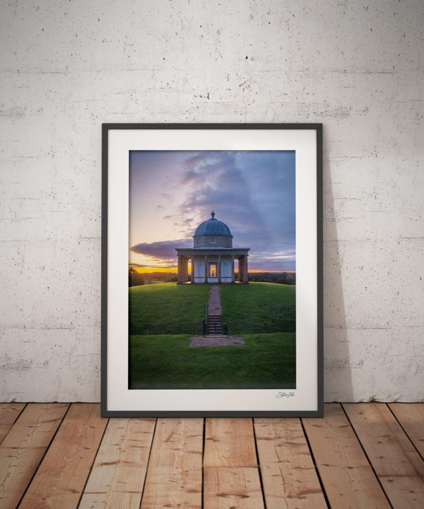 Temple of Minerva Sedgefield