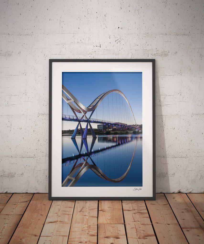 Infinity Bridge Stockton
